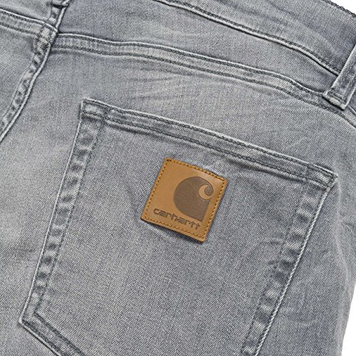 Carhartt WIP Rebel Pant Greeley Grey Gravel Washed Grey