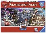 Ravensburger 12645 - Disney Cars Panoramic - 200 Teile XXL Panorama-Puzzle
