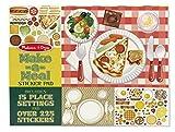 #10: Make-A-Meal Sticker Pad: Make-A-Meal Sticker Pad