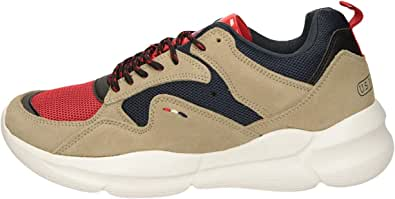 U.s. Polo Assn ARVAN Sneakers Basse Uomo Taupe 42