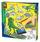 SES Creative 14919 - Stempelset Dinos