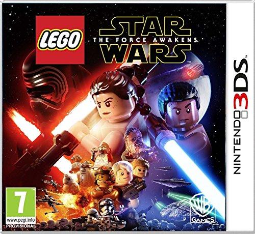 Nintendo 3DS Lego Star Wars Das Erwachen der Macht UK Import auf deutsch spielbar