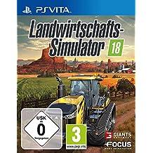 Landwirtschafts-Simulator 18 [PlayStation Vita]