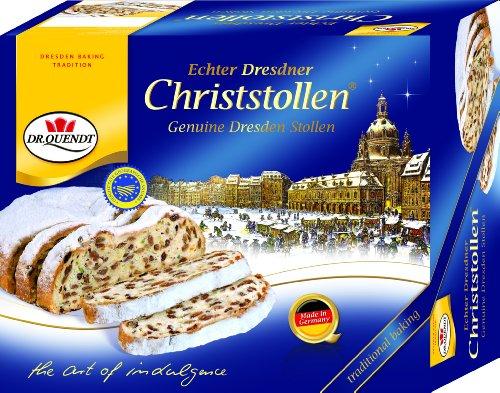 Dr. Quendt Echter Dresdner Christstollen 500g