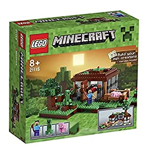 LEGO Minecraft The First Night Set