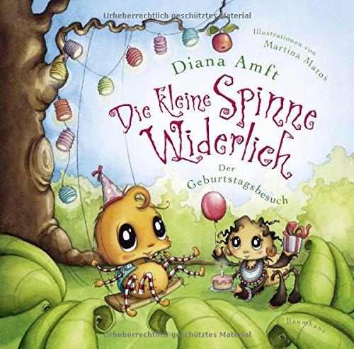 Die kleine Spinne Widerlich – Der Geburtstagsbesuch (Mini-Ausgabe): Band 2
