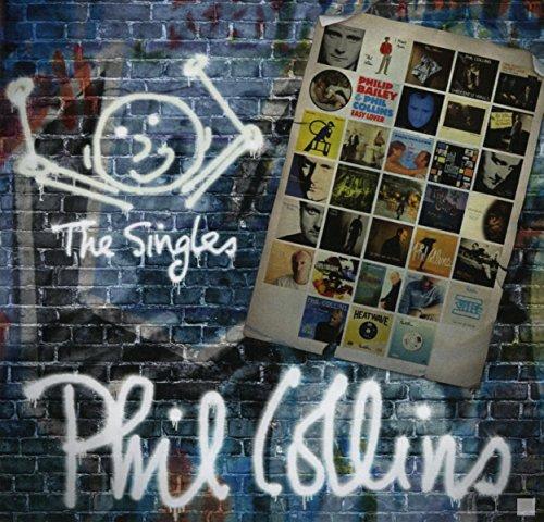 Phil Collins: Singles (Audio CD)