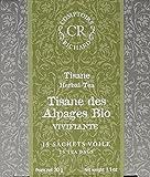 Comptoirs Richard Infusion Tisane des Alpages Bio 15 Sachets 30 g - Lot de 2