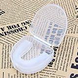 Sports Zahnschutz Zahnschiene Muay Thai Boxen Zahnspange Mundschützer Mundschutz Zahnschützer