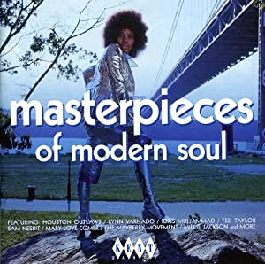 Masterpieces of Modern Soul [Import allemand]