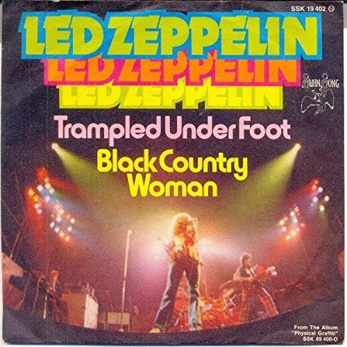 Trampled Under Foot / Black Country Woman [Vinyl Single 7'']
