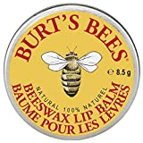 Burt's Bees Natural Lip Balm Tin, Beeswax (in der...