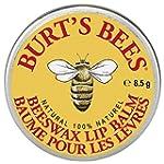 Burt's Bees 100% Natural Lip Balm Tin...