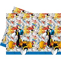 Donald Duck Party - Donald Mania Party Plastic Tablecover by Donald Duck