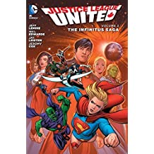 Justice League United Vol. 2: The Infinitus Saga (The New 52) by Jeff Lemire (2015-12-22)