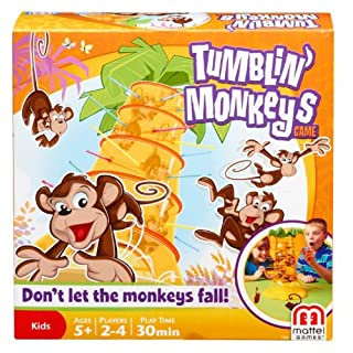 Tumblin' Monkeys Game by Mattel