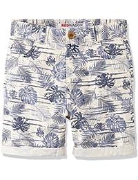 RED WAGON Jungen Shorts mit Palmenmotiv