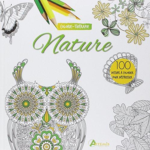 Nature - Colorie-Thérapie
