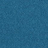 Walkloden – Stahlblau — Meterware ab 0,5m — Zum Nähen von Mänteln, Jacken und Mänteln und Blazern