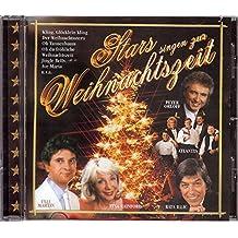 Stars singen zur Weihnachtszeit