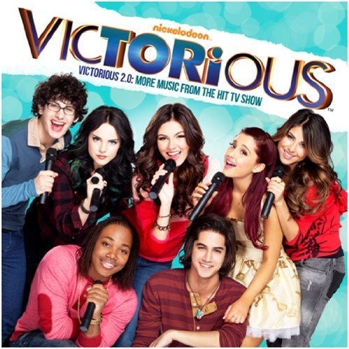 Victorious 2.0: More Music From The Hit TV Show by Victorious Cast feat. Victoria Justice (2012) Audio CD