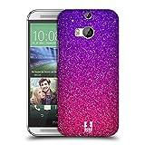 Head Case Designs Ombre Glänzend Trend Mix Snap-on Schutzhülle Back Case für HTC One M8 / M8 Dual Sim / M8s