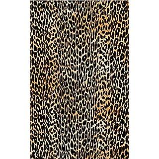 d-c-fix Sticky Back Plastic (self adhesive vinyl film) Velvet Amur (Leopard) 45cm x 1.2m 303-0201