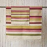 Paper High Sithara - Alfombra de algodón Hecha a Mano, algodón, 60_x_90_cm