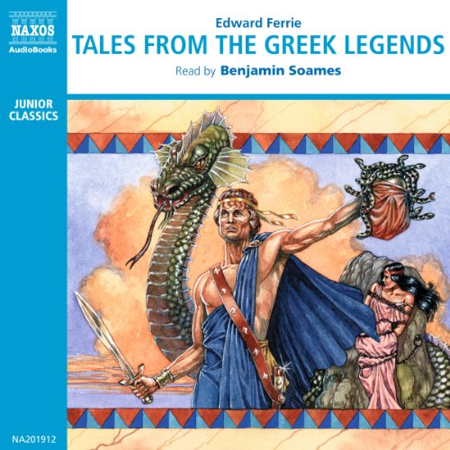 Tales from the Greek Legends  Audiolibri