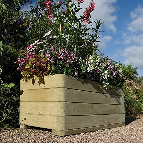 Rowlinson Marberry Rectangular Planter