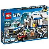 LEGO City 60139 - Polizei Mobile Einsatzzentrale