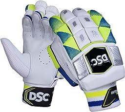 DSC Intense Speed Cricket Batting Gloves Mens Right (Color May Vary)