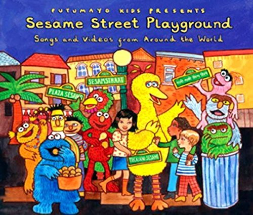 putumayo-kids-presents-sesame-street-playground-dvd-5-clips-en-bonus-import-anglais