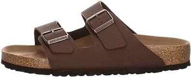 Birkenstock Schuhe Arizona Birko-Flor Weichbettung Schmal