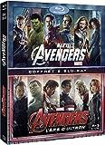 Avengers + Avengers: l'ère d'Ultron [Blu-ray]