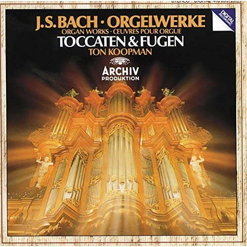 "J.S. Bach: Toccata and Fugue in D minor, BWV 538 ""Dorian"""