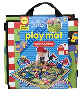 Alex toys early learning play mat little hands for Alex co amazon