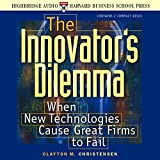 Innovator's Dilemma - When New Technologies Cause Great Firms to Fail - HighBridge Audio - 13/06/2001