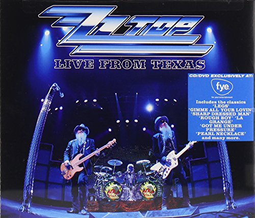 Zz Top: Live from Texas (Audio CD)