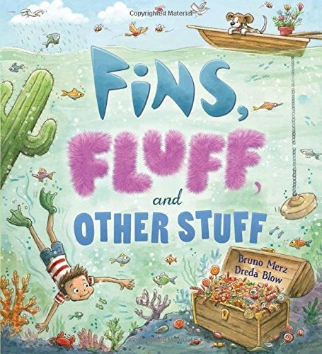 Fins, Fluff, and other Stuff (Storytime) by Bruno Merz (2015-11-02)