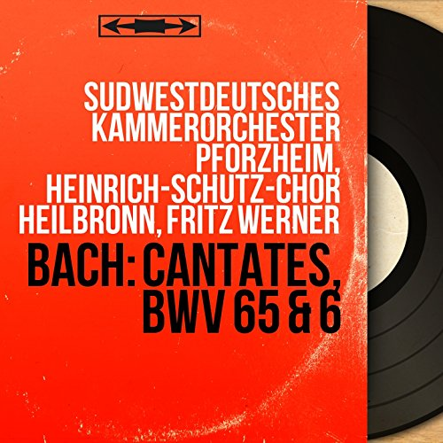 Bleib bei uns, denn es will Abend werden, BWV 6: Rezitativ.