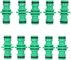 Tomtopp 10X Lot Plastic Garden Washing Water Hose Pipe Connector Joiner