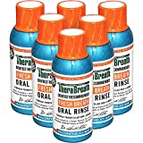 #3: TheraBreath Dentist Recommended Fresh Breath Oral Rinse, Icy Mint Flavor, 3 Ounce Trial and Travel Size (Pack of 6)