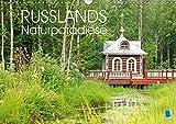 Russlands Naturparadiese (Wandkalender 2020 DIN A3 quer): Russlands Naturparadiese: eine Landschaft wie die russische Seele (Monatskalender, 14 Seiten ) (CALVENDO Orte) - CALVENDO