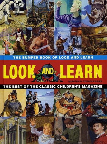 Bumper Book of Look & Learn Cover Image