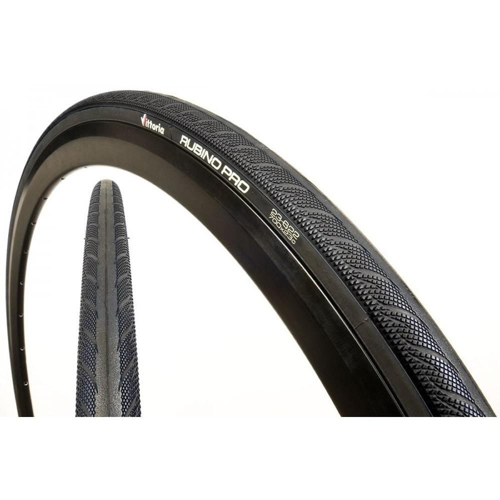 GRAPHENE 700 x 28c Full black Road Bike Tyre Vittoria Rubino Pro Tire G