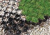 BodPave®85: hochbelastbares Wabengitter, weiß (1m²), zur Bodenstabilisierung (Kiesflächen, Rasenflächen)
