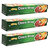 #6: Wrap 30 Mtr Pack of 3 (30x3=90 MTRS) Guaranteed