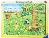 Ravensburger 06067 - Tiere auf der Frühlingswiese