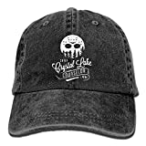 Unisex Camp Crystal Lake Counselor Vintage Jeans Baseball Cap Classic Cotton Dad Hat Adjustable Plain Cap